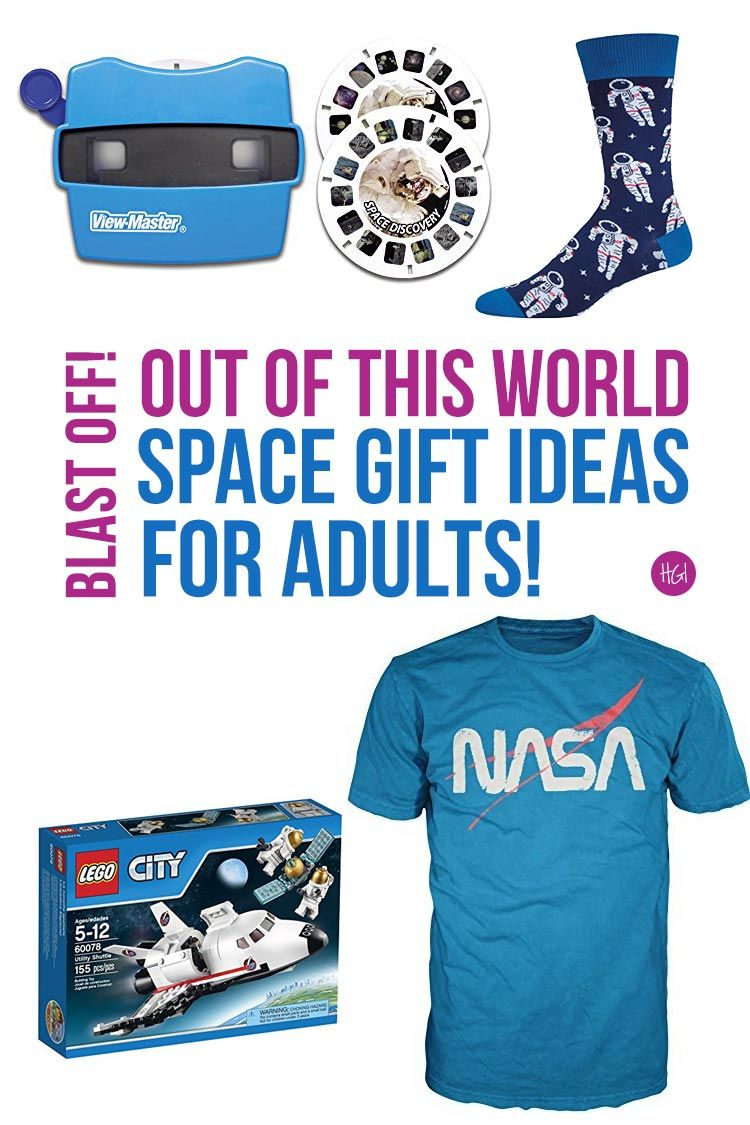 Out of this World Space Gifts for Adults for Under 20 Dollars | Gift ...