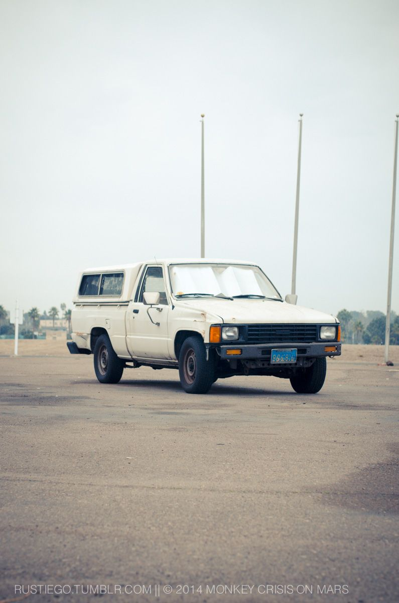 True companion 4th generation Toyota (Hilux) Pickup with
