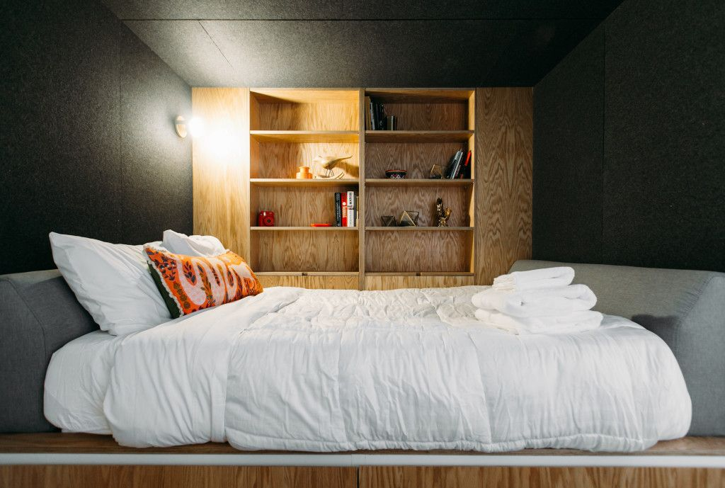 WeWork Has Unveiled Images Of Its First Foray Into Co Living Trend U2013 A  Residential Block With Shared Living Spaces In New York Run By Sister  Company WeLive