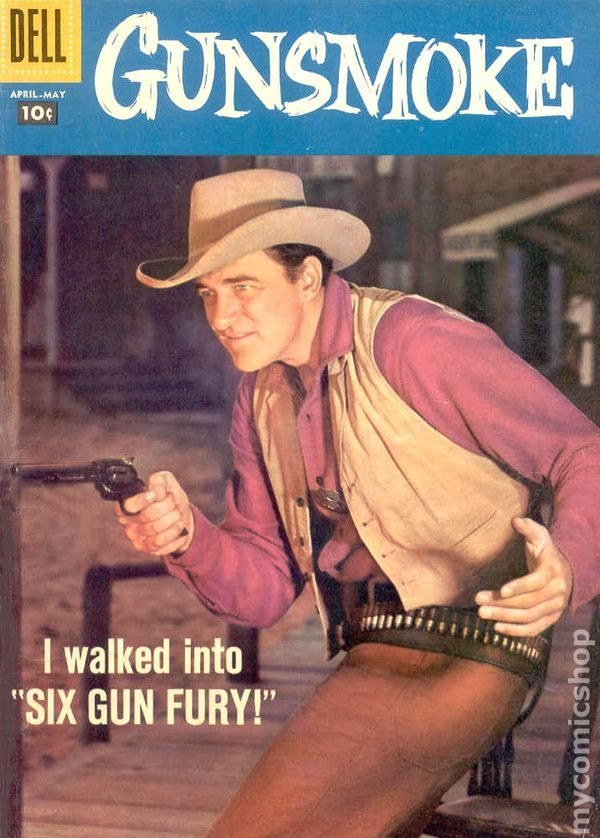 Image result for gunsmoke comic book