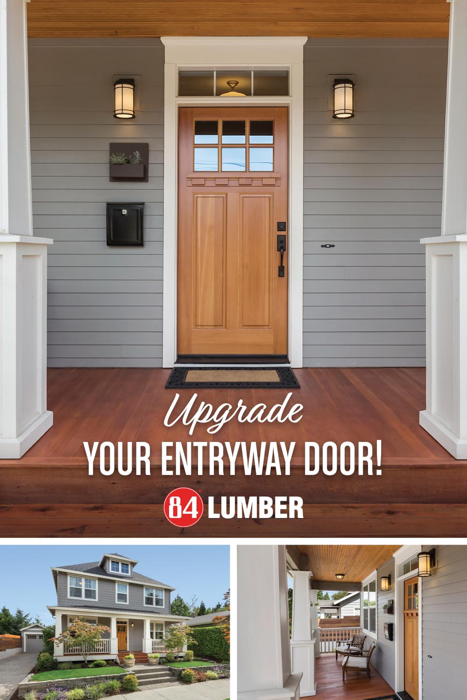 Upgrade Your Entryway Door In 2020 Doors Interior House Front Door Custom Door