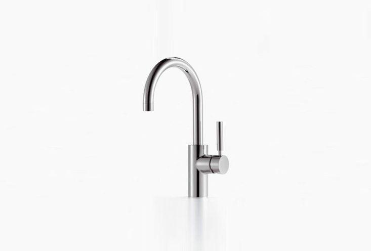 10 Easy Pieces Modern Single Lever Gooseneck Kitchen Faucets