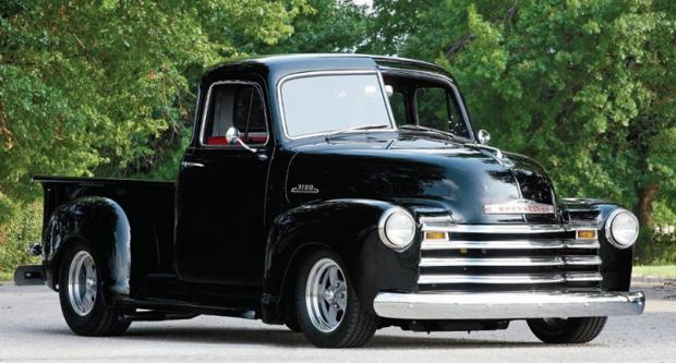 1953 Chevy Five Window Pickup Truck Amazing Classic Cars 53 Chevy Truck Classic Trucks Classic Chevy Trucks