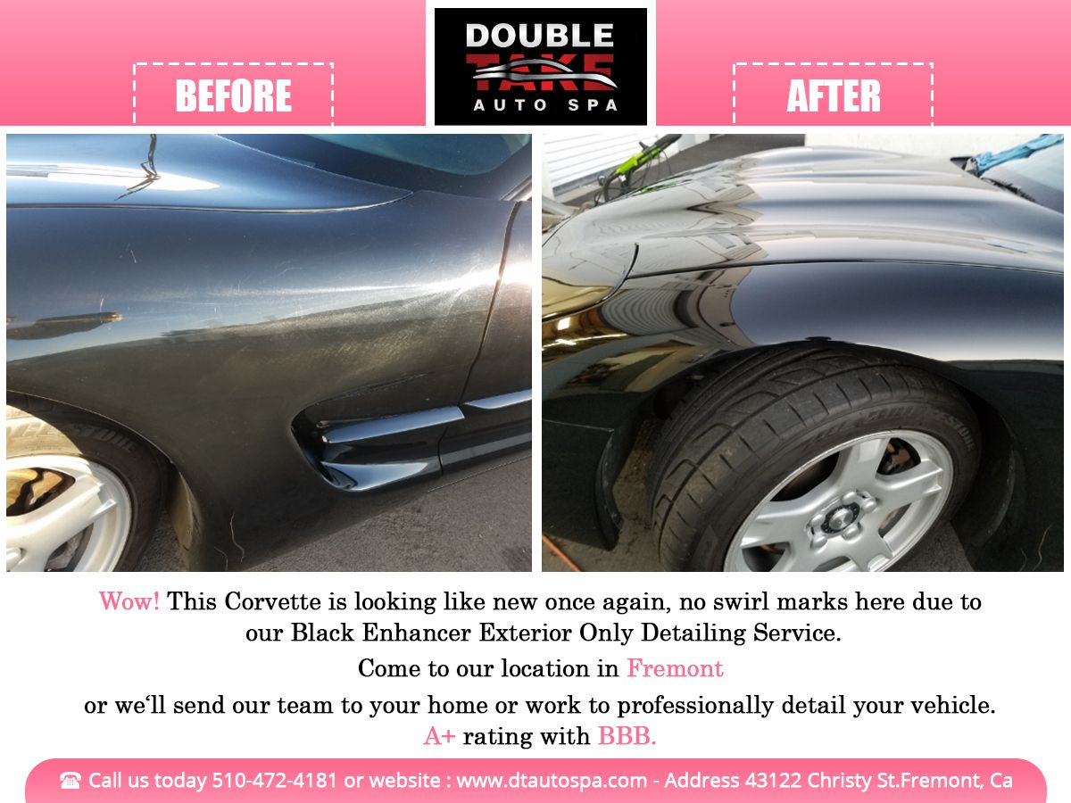 Want Your Dark Colored Vehicle To Shine Like Never Before Simply