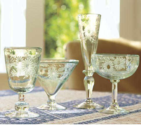 Pretty Glassware.