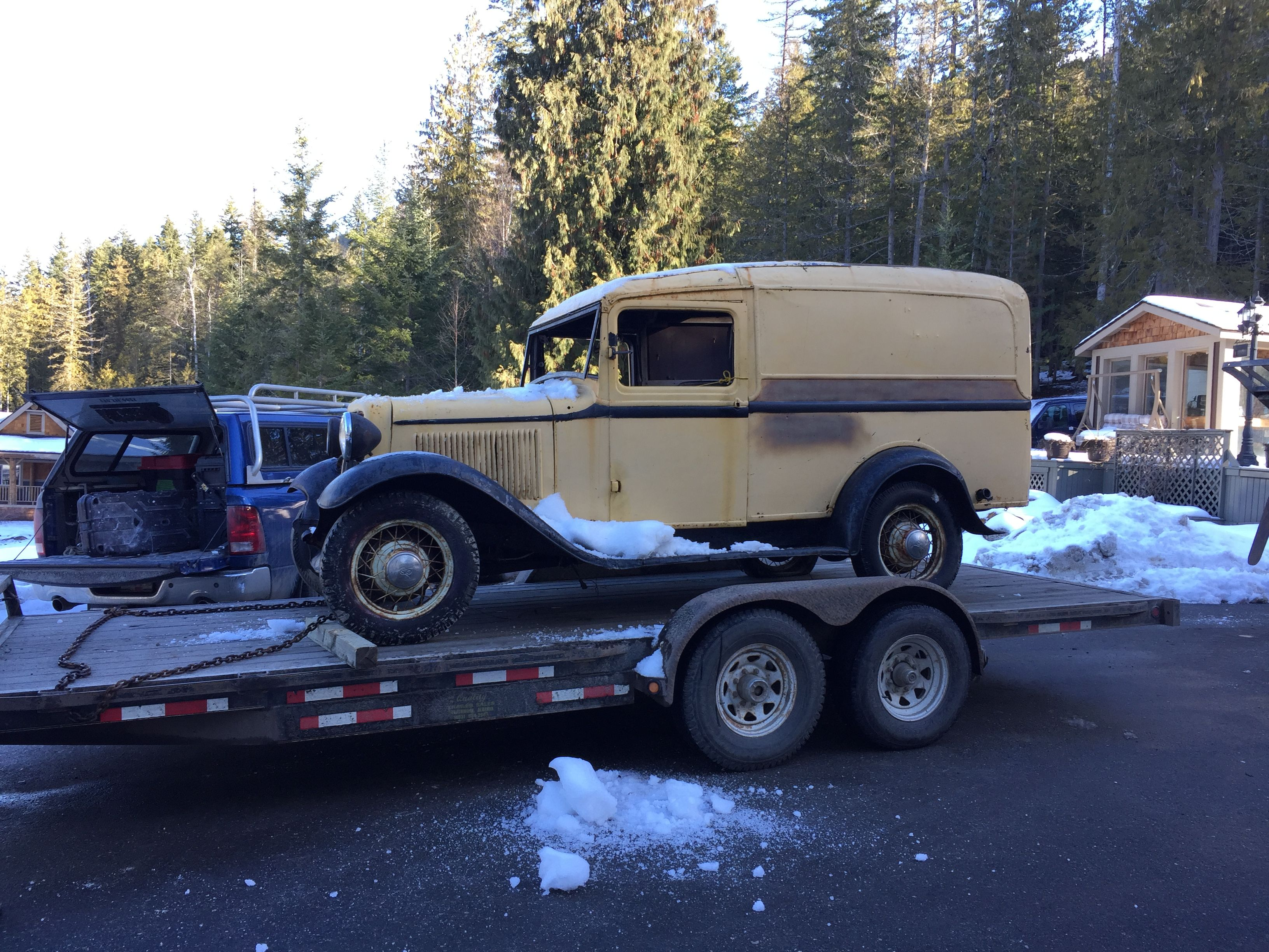 1933 Ford Panel Delivery Trucks Pinterest 1941 Truck