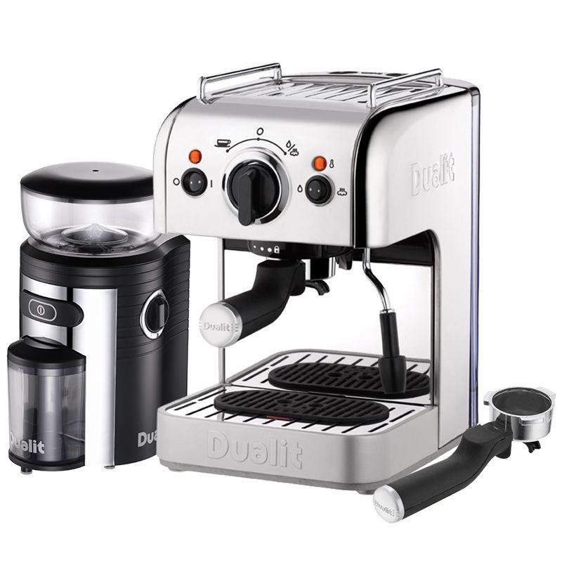 Blenders juicers coffee machines food processors