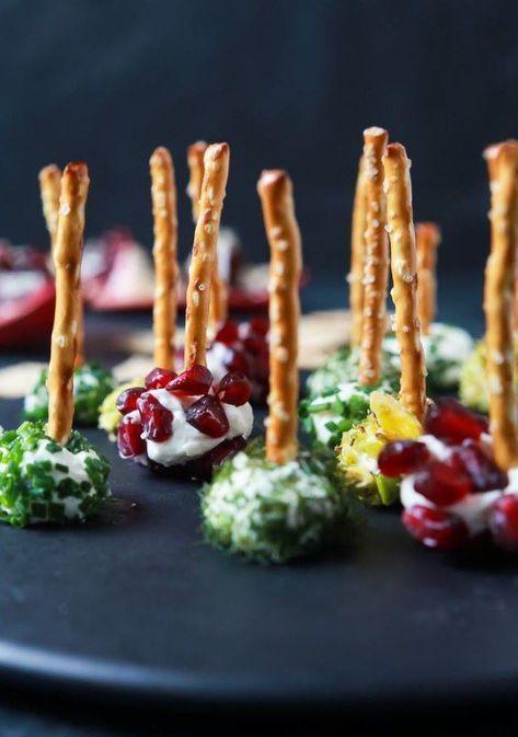 Klein, fein und mit einem Haps im Mund: Diese genialen Food Pops Rezepte machen dich zur Party-Gött #quickeasydinners