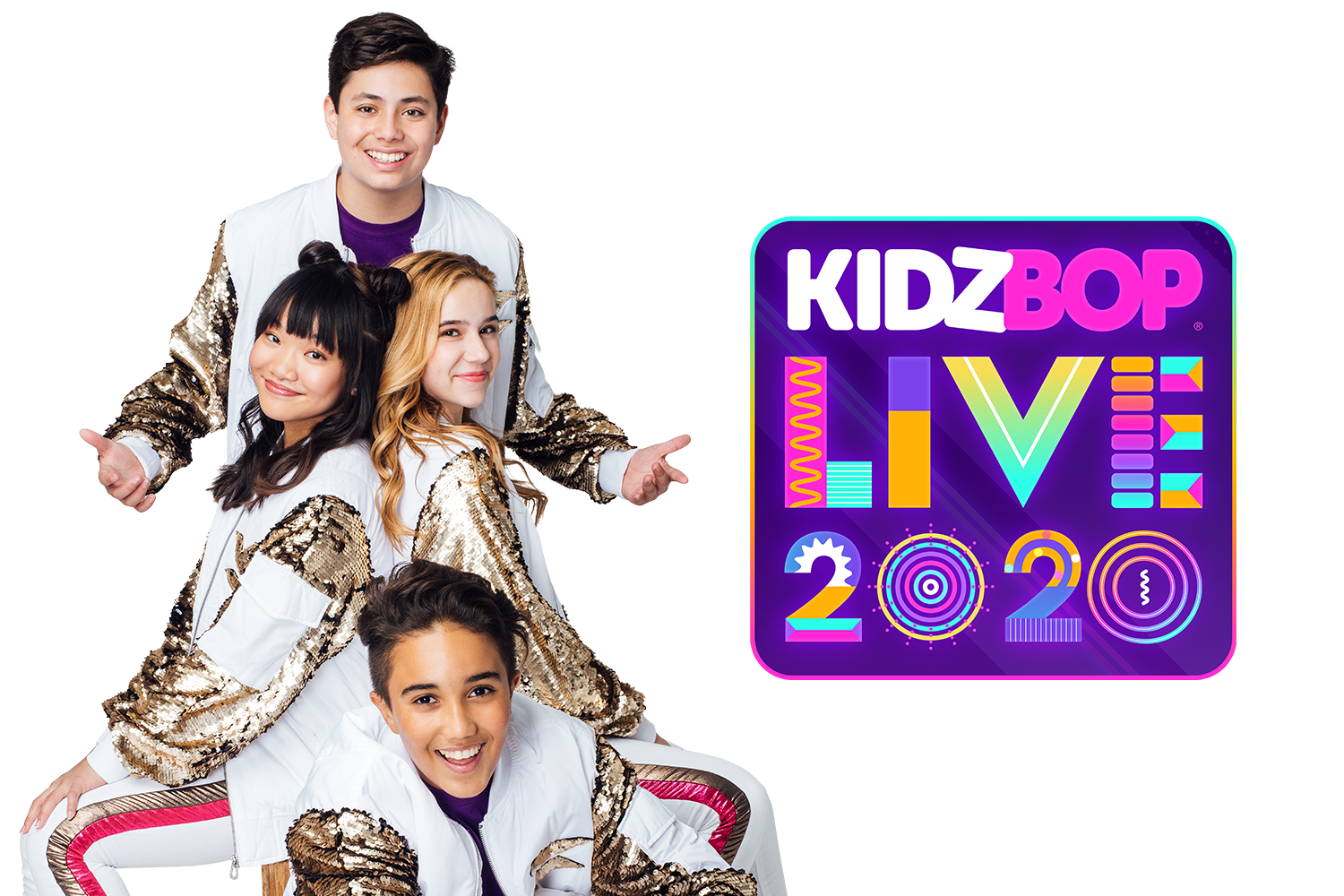 KIDZ BOP World Tour Live! 2020 July 7th at The Melody Tent