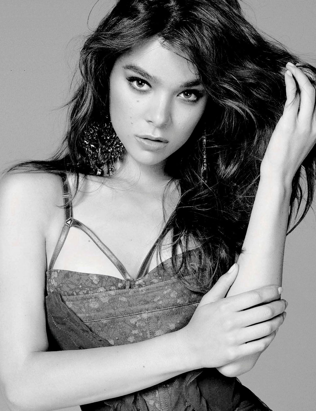 Hailee Steinfeld - Marie Claire February 2018 Issue
