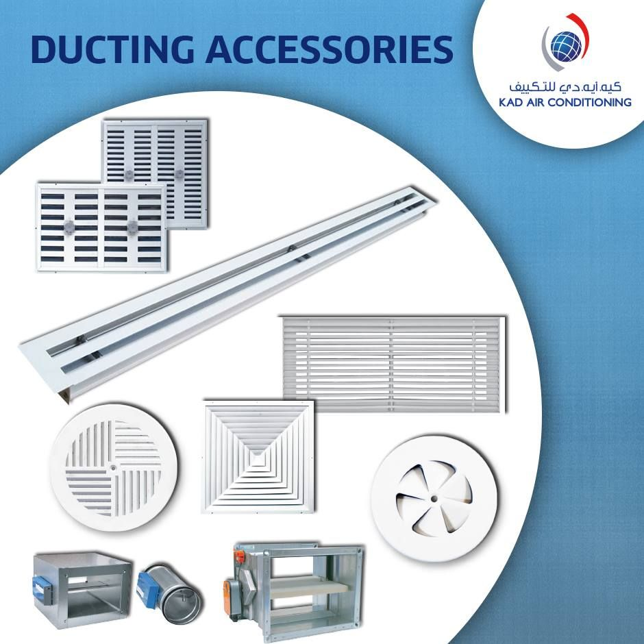 KAD Air Conditioning is UAE's leading ducting suppliers and