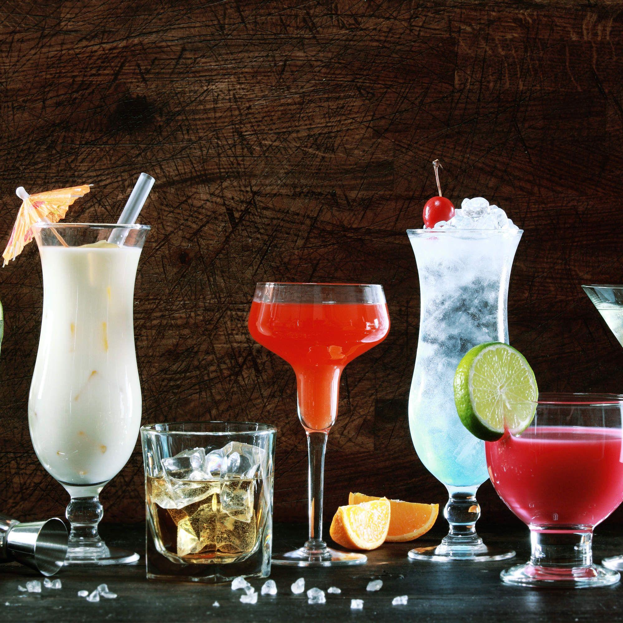 The 10 Most Popular Cocktails Ranked Popular Cocktails Most