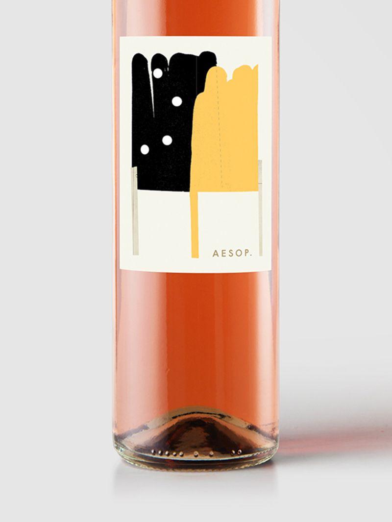 2017 Rose Aesop Bottle Design Packaging Design Packaging Design Inspiration