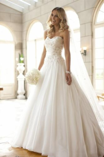 38 Absolutely Stunning Wedding Dresses with Fluffy Skirt ...