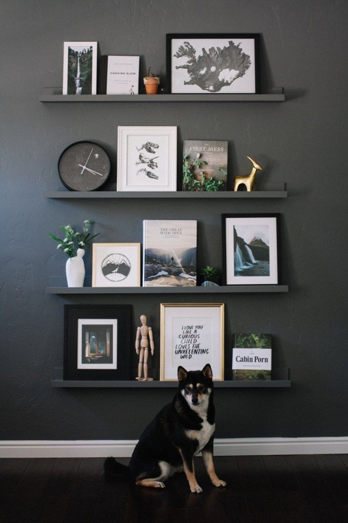 Give Your Interior Some Personal Details And Transform Your Precious Home Into One Decoration Ide Fotogalerij Muren Woonkamer Decoratie Huis Ideeen Decoratie