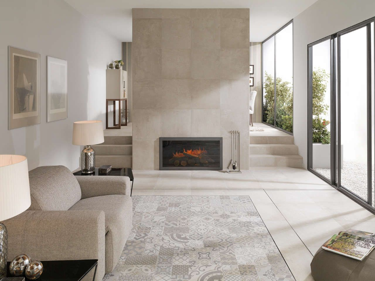 pierre en c ramique connu comme la pierre en c ramique de porcelanosa le produit ston ker. Black Bedroom Furniture Sets. Home Design Ideas