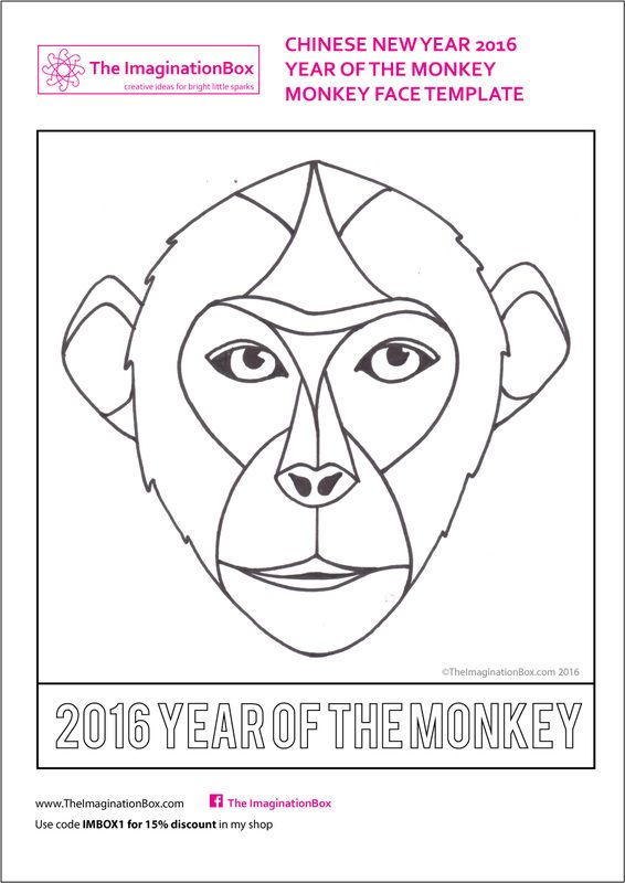 The ImaginationBox: celebrate the Year of the Monkey, Chinese New ...