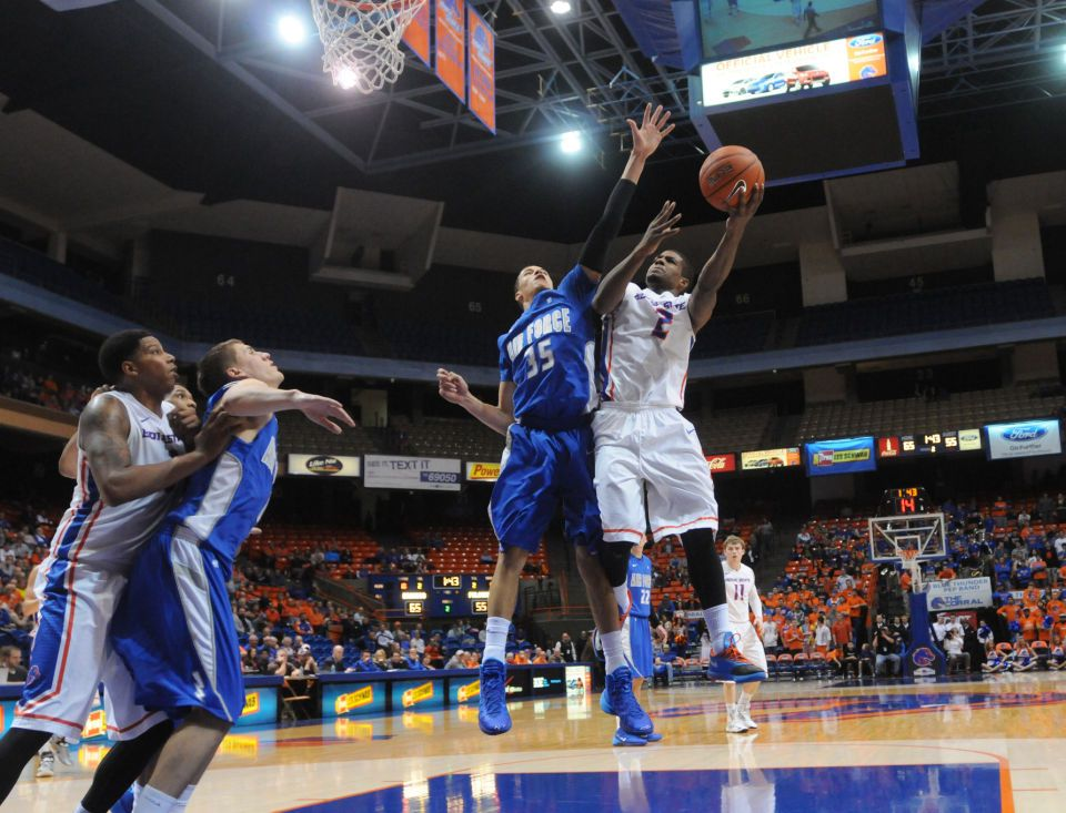 Boise State 69 Air Force 58 (With images) Boise state
