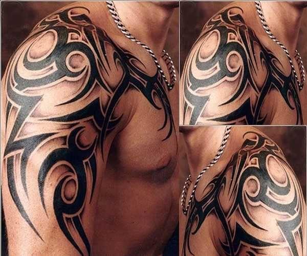 Tatuajes Para Hombres Brazo Tribales Jpg 600 500 Tatuaje Maori Tatuajes Cuello Tribales Para Brazo