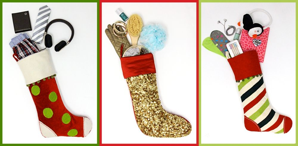 """Would you """"Like"""" a rockin' stocking this year? Send Santa to T.J.'s! #TheGifter #tjmaxx"""