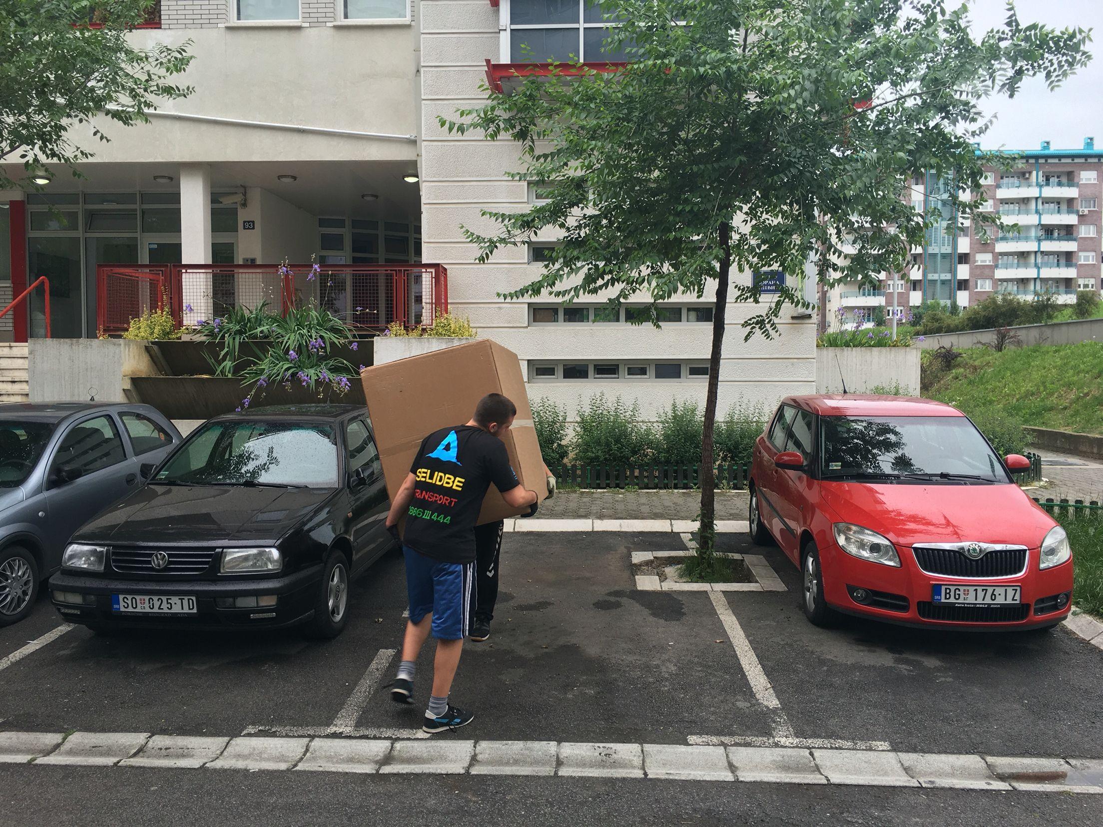 #selidbe #transport #kombiprevoz #srbija #beograd.... www.selidbeitransport.rs 066/6-111-444
