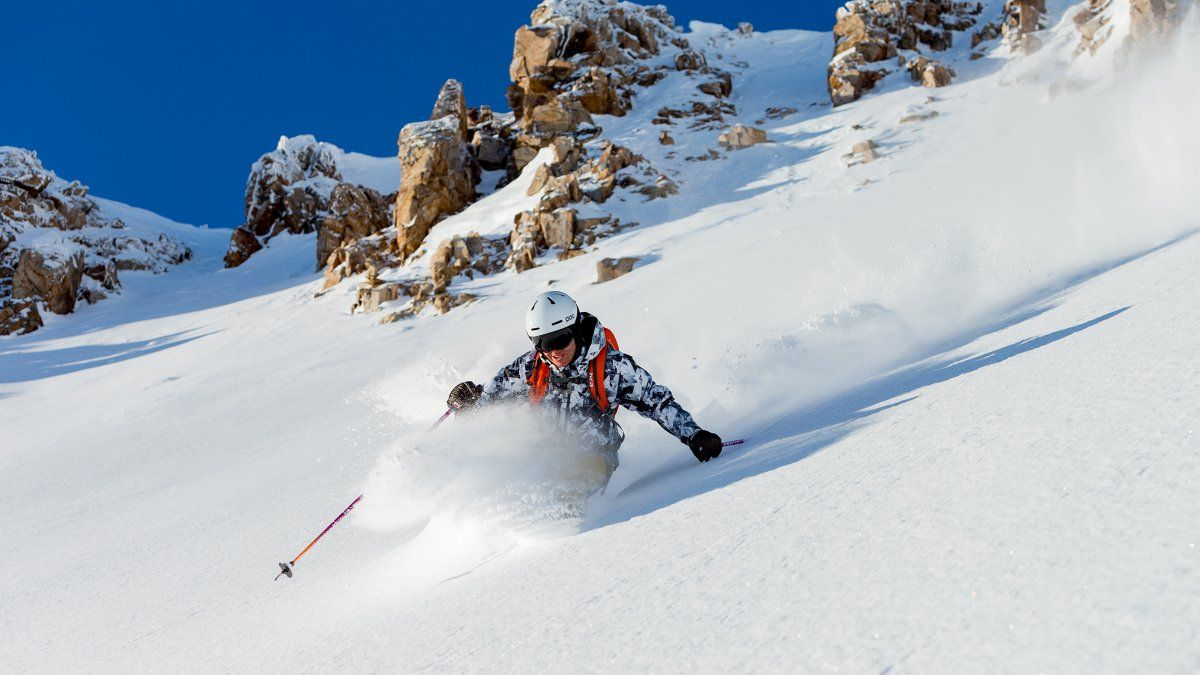 The Backcountry Skier's Dictionary Skiing, Snowboarding
