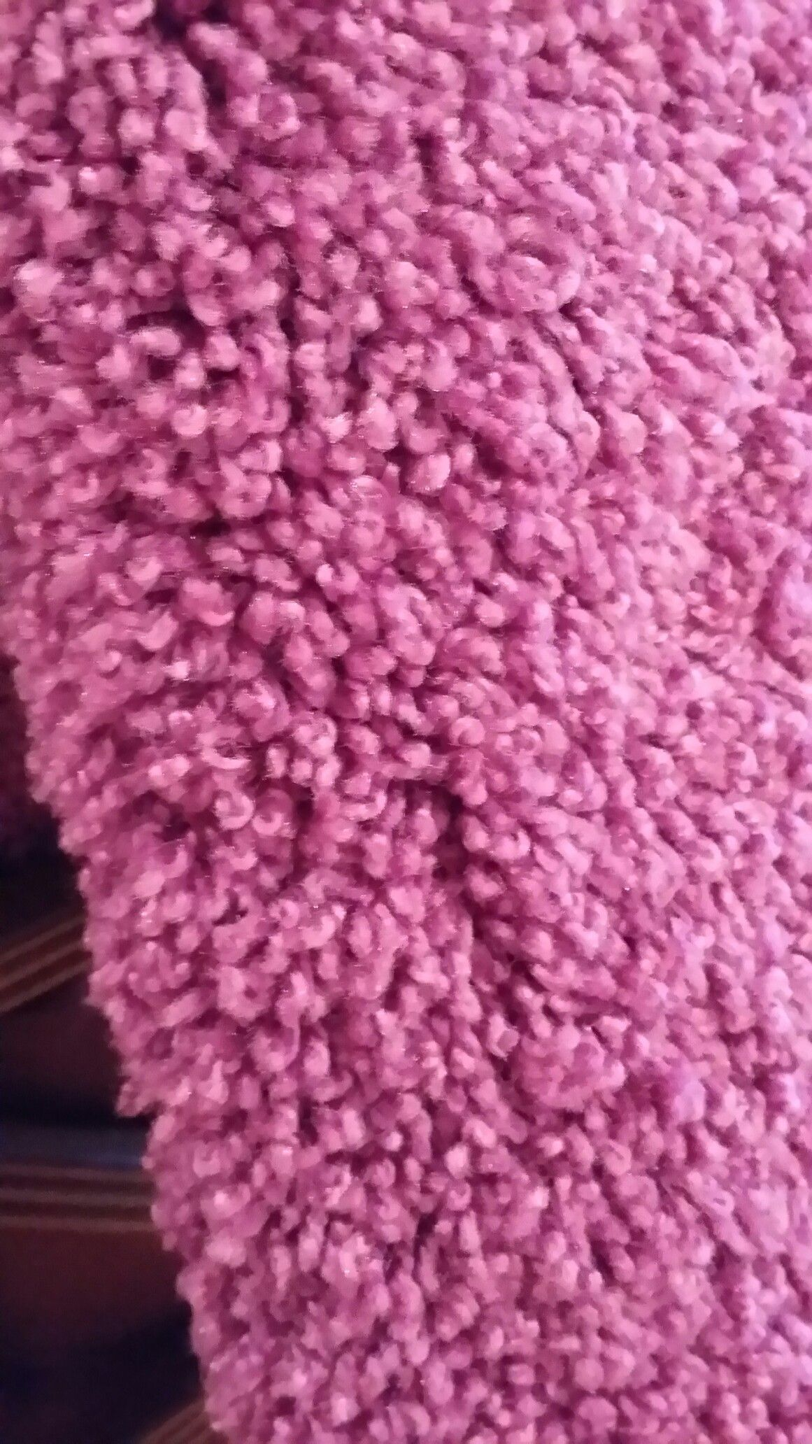 Dorm Room Rugs: Pink Bathroom Rug From Target.