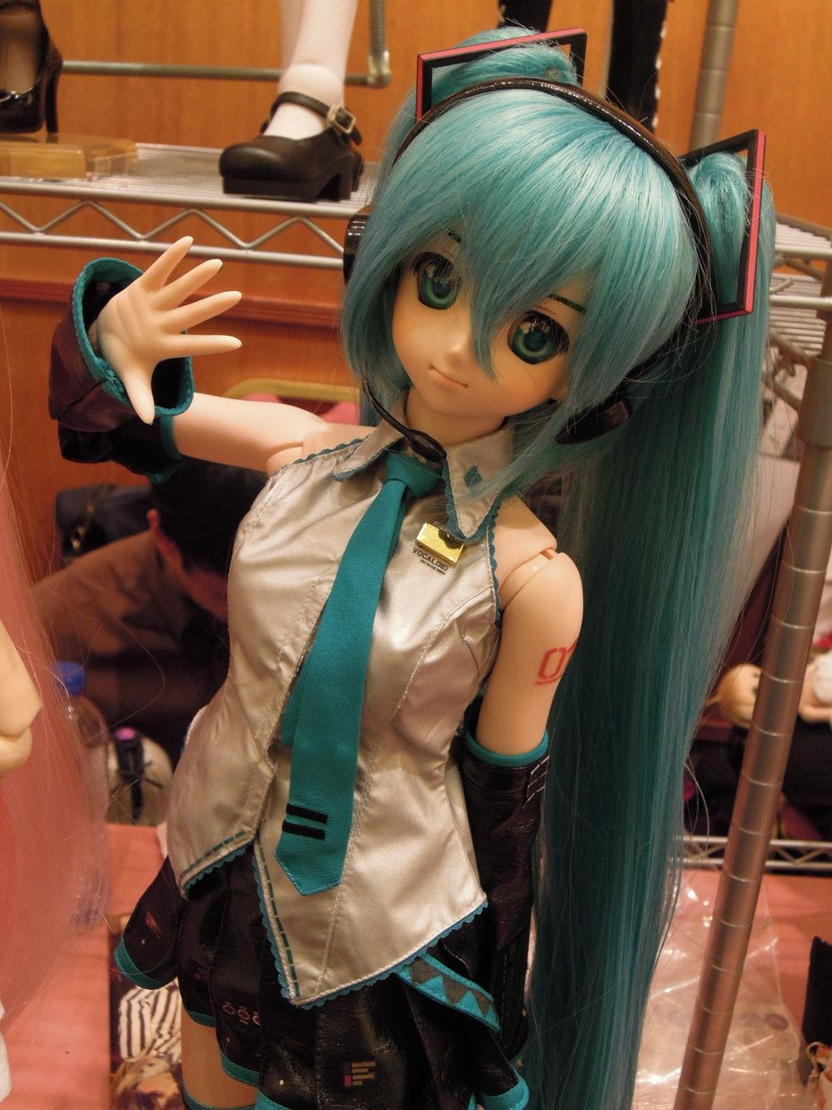 miku if i could find this it would be the first doll she has ever loved spoiling my child. Black Bedroom Furniture Sets. Home Design Ideas