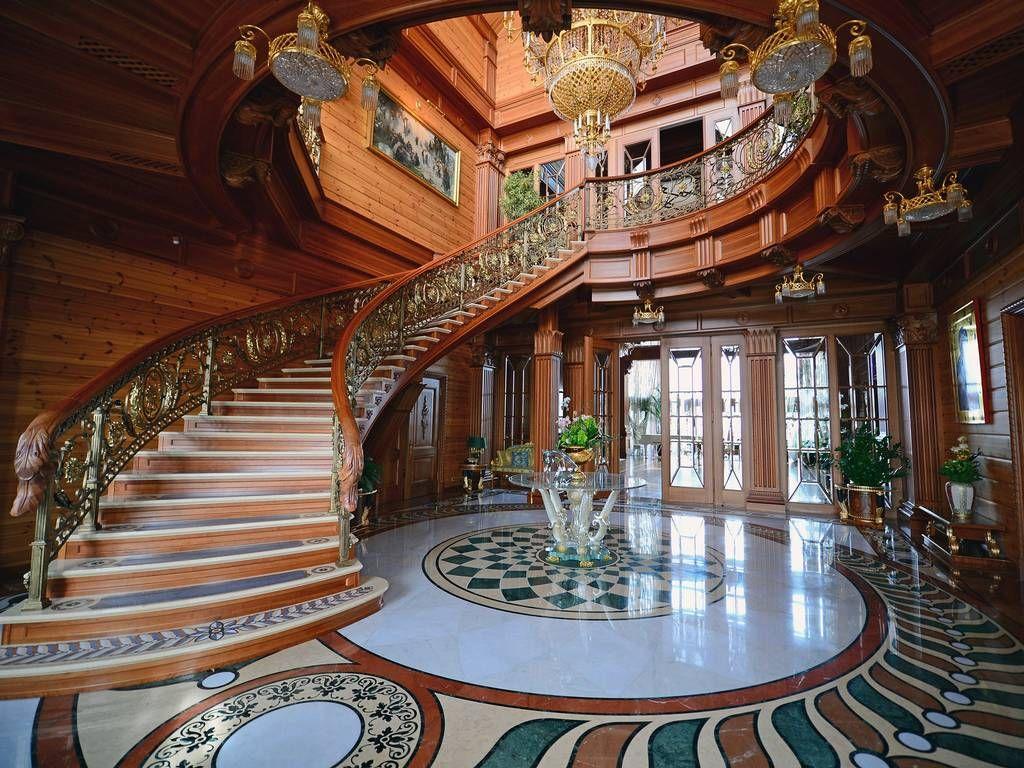 Inside The Lavish Residency Of Fugitive President Victor