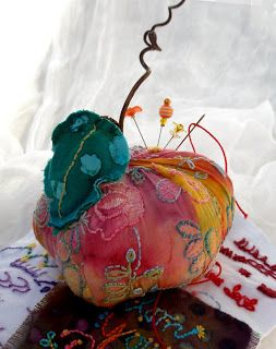 A Rose by any other name is this pincushion!