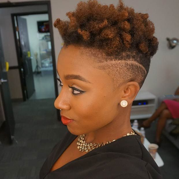 Peachy 1000 Images About Natural Hair Inspiration On Pinterest Short Hairstyles For Black Women Fulllsitofus