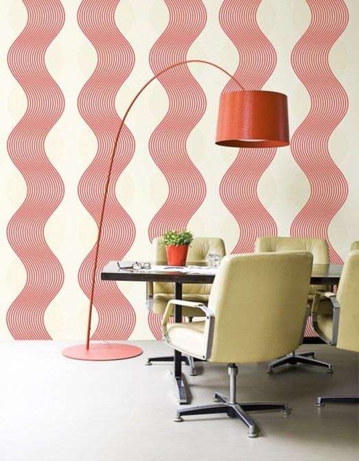 Designer Tips for Choosing Wallpaper For Small Room | Small spaces ...