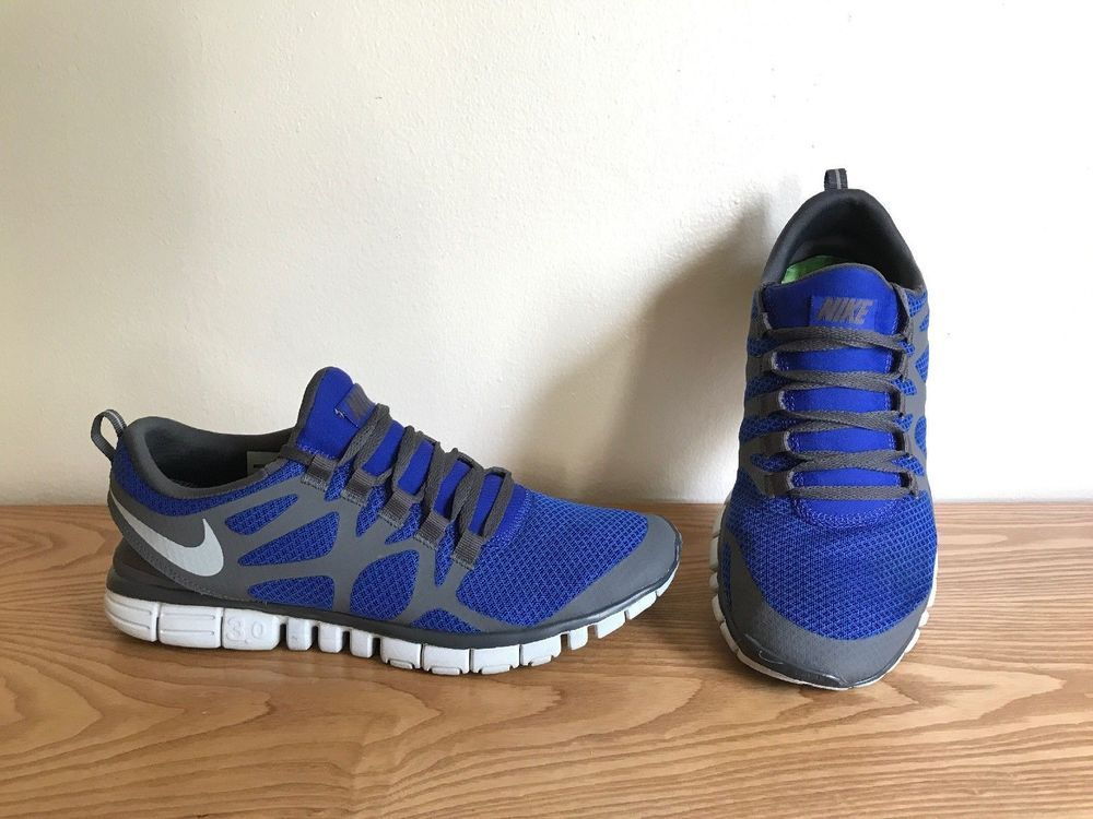 f4eaa1921eefb Nike free run 3.0 V3 Mens Running Shoes 453974 400 Size 10.5 Blue Gray White   fashion  clothing  shoes  accessories  mensshoes  athleticshoes (ebay link)