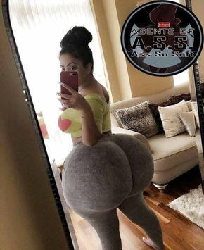Bbw ass toy