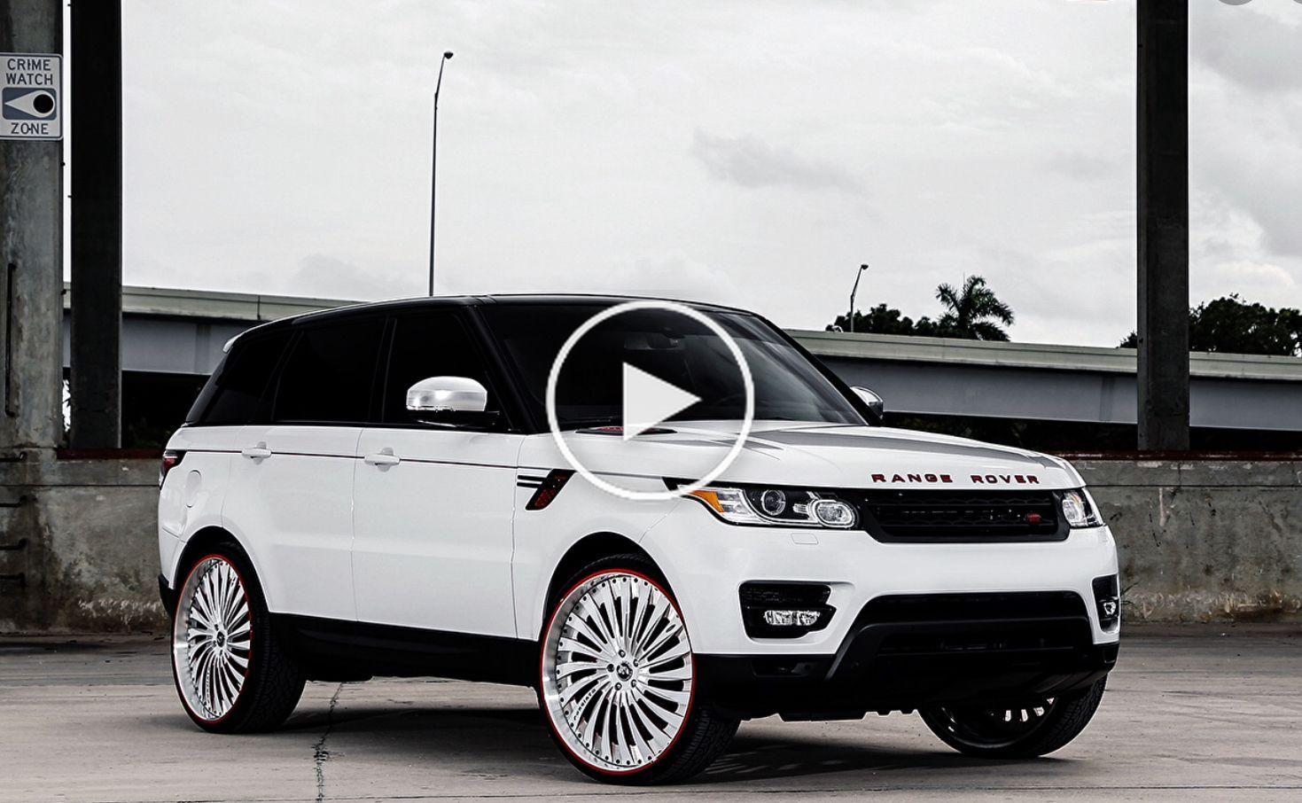 Range Rover white in 2020 Range rover white, Dream cars