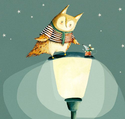 make your own owl lover calendar this lovley by Holly Clifton