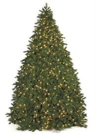 Commercial Tower Trees 16 5 Commercial Pine Tree With 6 500 Warm White Slim Artificial Christmas Trees Slim Christmas Tree White Artificial Christmas Tree