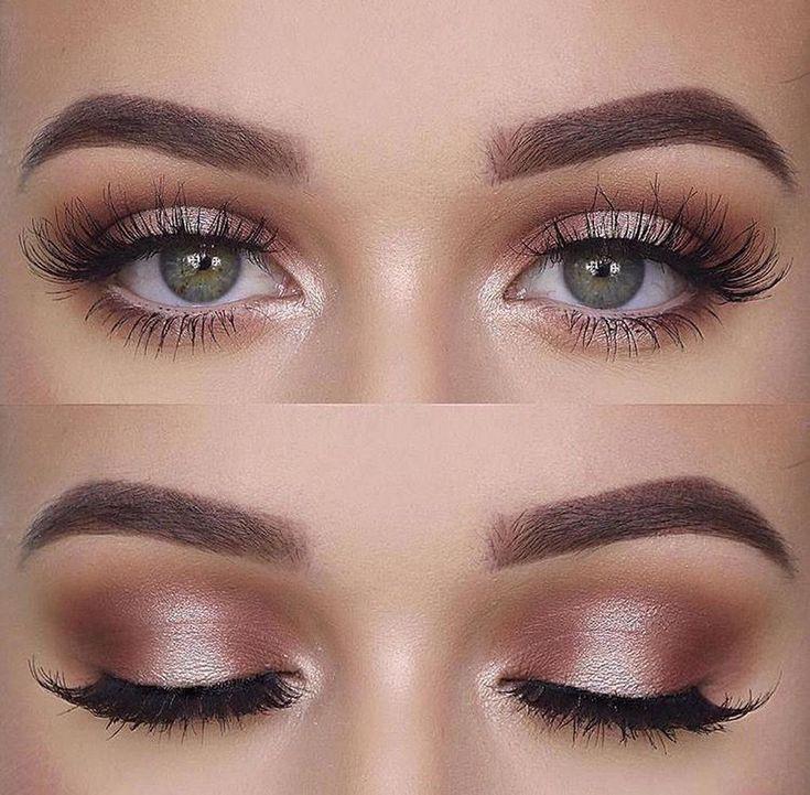 Photo of 46 Stunning Shimmer Eye Makeup Ideas 2018 Kiểu mắt – Das schönste Make-up