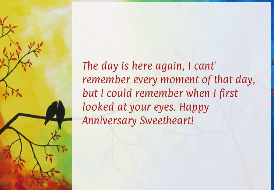 Milestone Anniversary Wishes For A Romantic Couple U2013 Anniversary Wishes And  Quotes