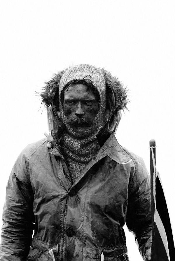 Polar Expedition by Yves Borgwardt, via Behance (с ...