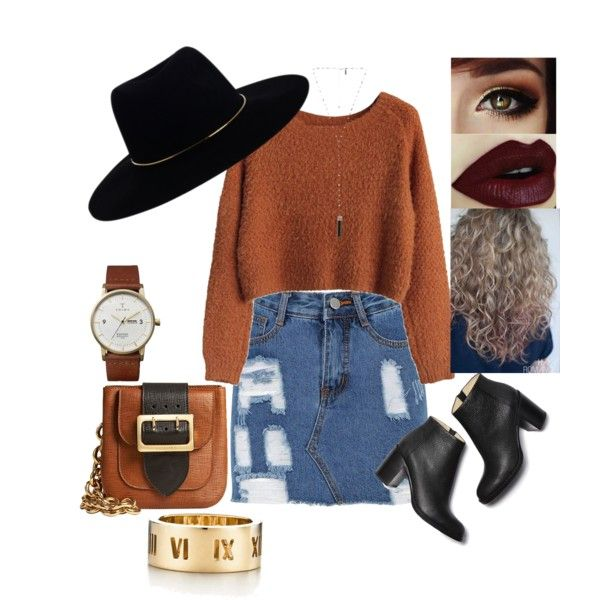 I would be flames in this by bluespraypaint on Polyvore featuring polyvore, Mode, style, Burberry, Tiffany & Co., Triwa, Natalie B, Zimmermann and Paul Andrew