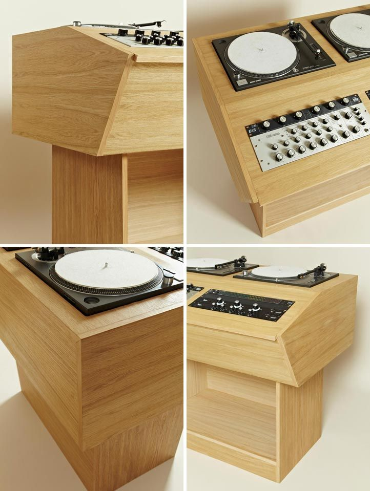 turntable console - Google Search