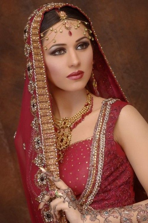 Wedding Makeup Looks For 2015 Bride Girls
