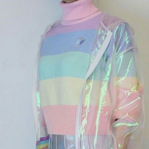 Pastel Grunge Aesthetic Clothes