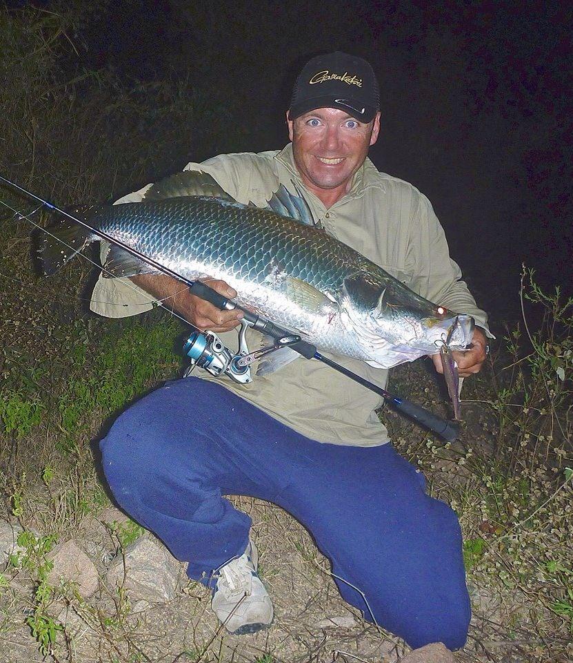 Moonlight Barra Big Fish