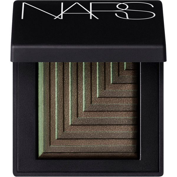 NARS Dual-Intensity Eyeshadow - Pasiphae (270 ARS) ❤ liked on Polyvore featuring beauty products, makeup, eye makeup, eyeshadow, eyeshadows, colorless, peacock eye makeup, burgundy eyeshadow, shimmer eye shadow and eye shimmer makeup
