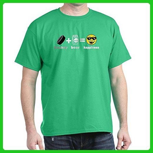 40e57ade CafePress - Funny Hockey - 100% Cotton T-Shirt - Sports shirts (*Amazon  Partner-Link)