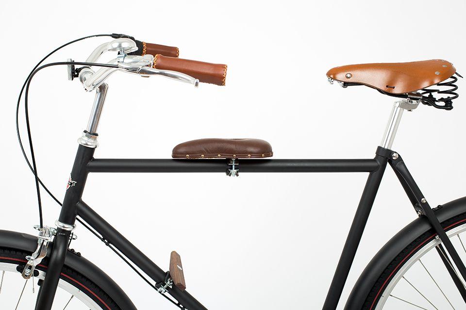 Nööpsadul – extra bicycle saddle for your toddler #Nööpsadul ...