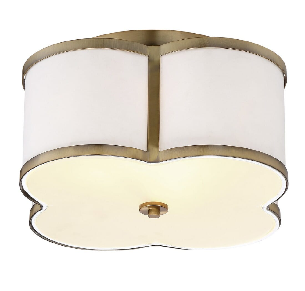Free 2day shipping. Buy Trade Winds Quatrefoil 3Light