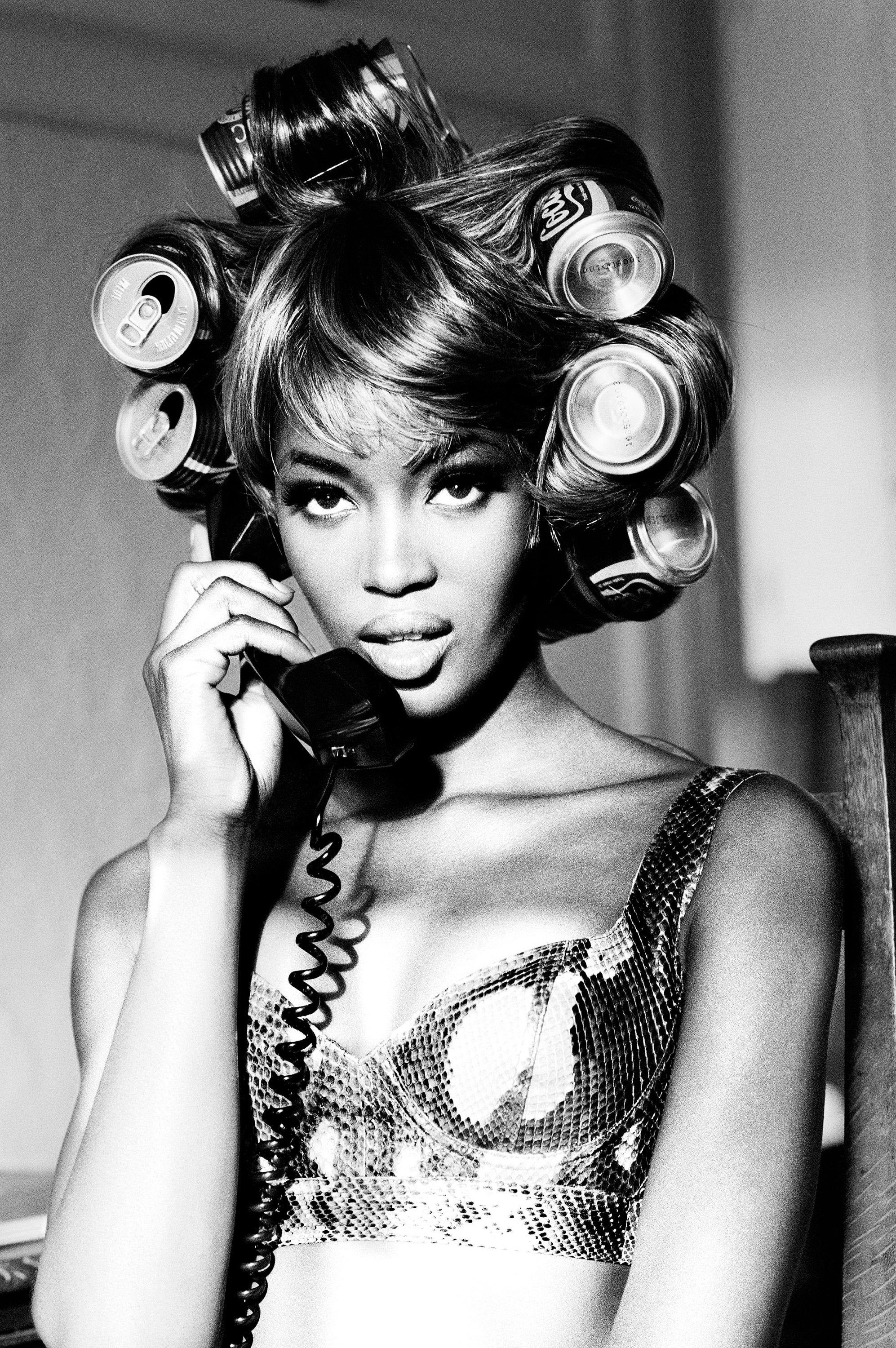 Naomi Campbell Poster, Supermodel, Actress Fashion High Quality Print, Modern Poster, Home Décor Wall Art Photography Framed Sizes A5/A4/A3